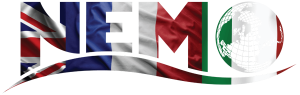 NEMO flags logo